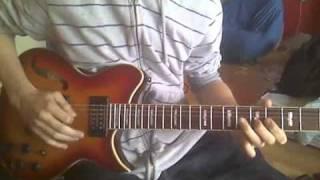 Guitar Solo : Shantel Disko Partizani (with tab)