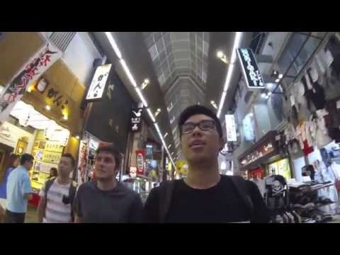 To Japan and Back (Part II: Kyoto & Osaka)