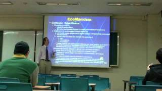 Environmental Sociology 4 (5/6): Macrotheories: The Origins of the Human-Environmental World, II