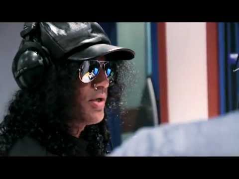 Intervista Slash in italiano Apocalyptic Love nuovo album Part 1