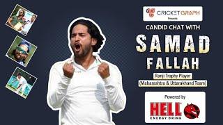Samad Fallah – IPL , Maharashtra & Uttarakhand Ranji Trophy Player in a Candid Chat with Cricketgrap