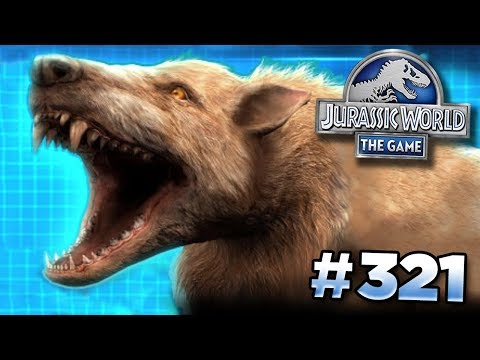 A New Glacier Creature! || Jurassic World - The Game - Ep321
