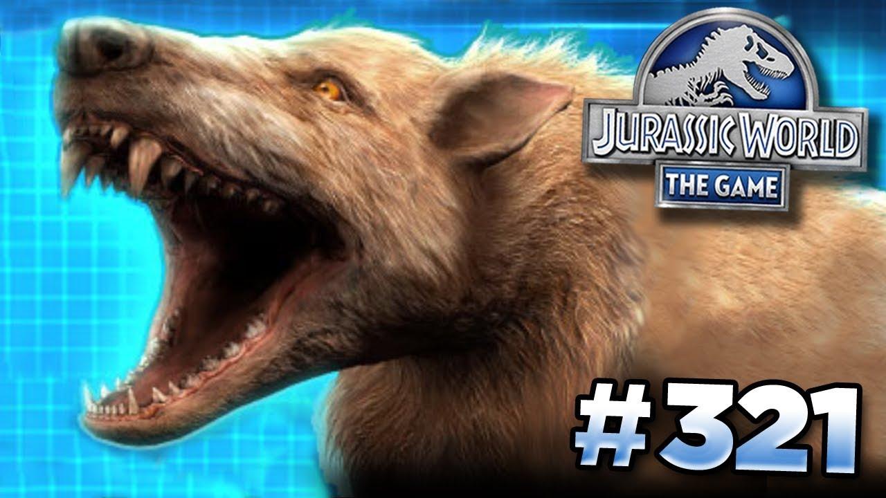 A New Glacier Creature! || Jurassic World – The Game – Ep321 HD