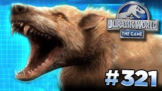 connectYoutube - A New Glacier Creature! || Jurassic World - The Game - Ep321 HD