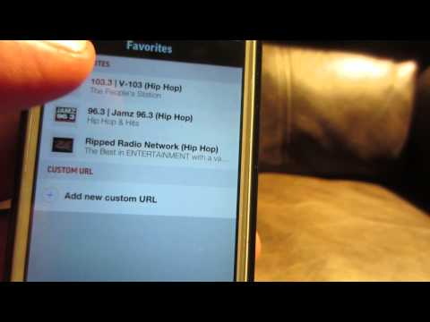 TuneIn Radio-How To Listen To Live AM/FM on Your Phone FREE