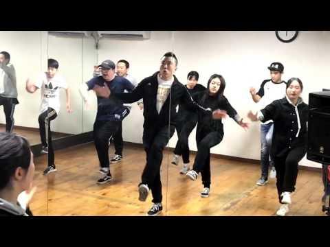 2011 - PIMOH / Rigor Mortis - Cameo | BIGBEAR [Just Dance Poppin Class] / Poppin [팝핀] 2017.04.15