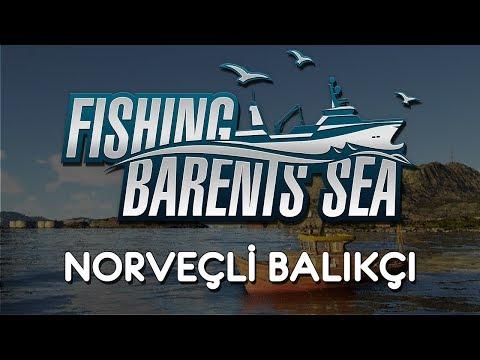 Fishing: Barents Sea | NORVEÇLİ BALIKÇI