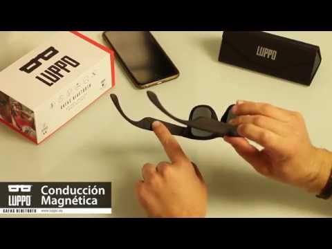fd0ee5548b LUPPO | ¿CONDUCCIÓN ÓSEA EN UNAS GAFAS DE SOL? Luppo Gafas Bluetooth