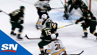 Rasmus Dahlin Shows Silky Smooth Mits To Find Jake McCabe With Sneaky Pass