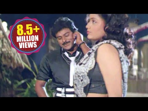 gang-leader-telugu-movie-songs---vaana-vaana---#chiranjeevi,-vijayashanti