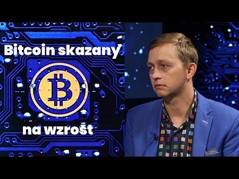 Dlaczego cena bitcoina wzrośnie najpóźniej pod koniec 2019 r.? Tłumaczy Szczepan Bentyn