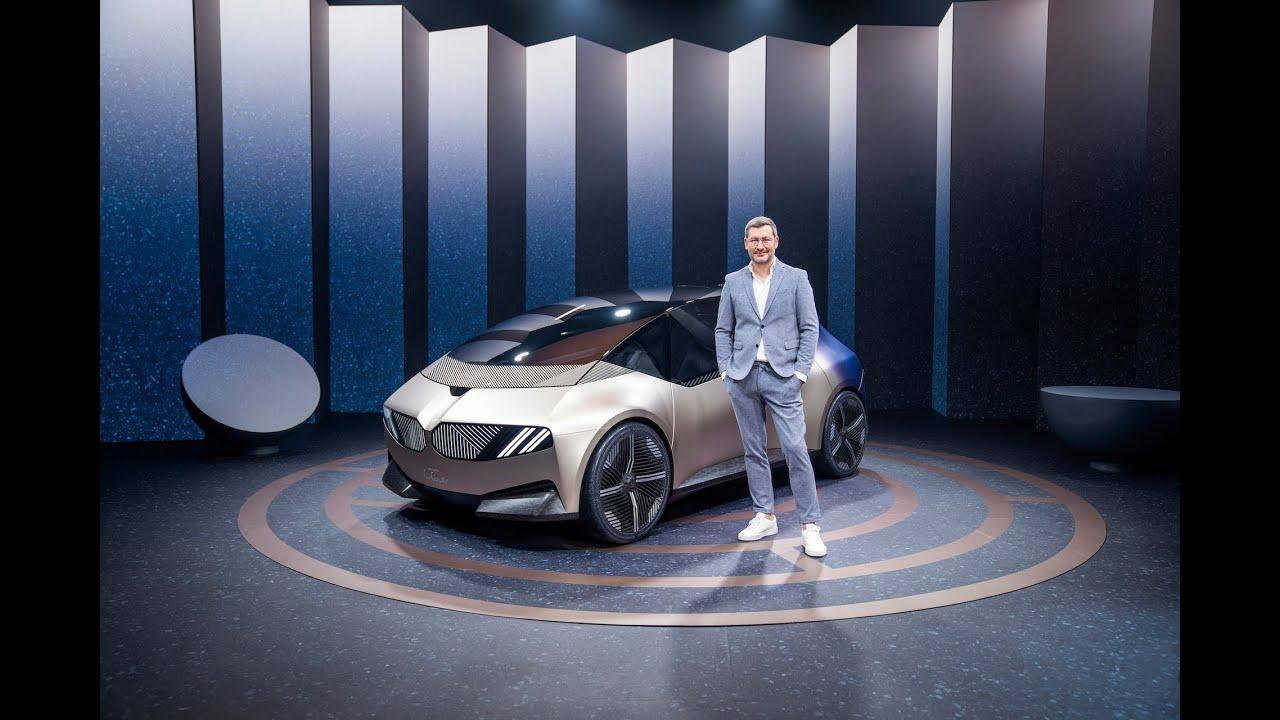 The BMW i Vision Circular design explained by Domagoj Dukec