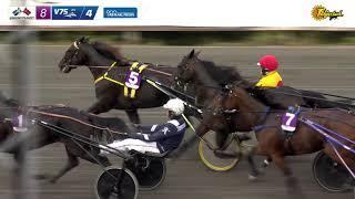 Vidéo de la course PMU PRIX AB KARL HEDIN - UNIONSSTAYERN