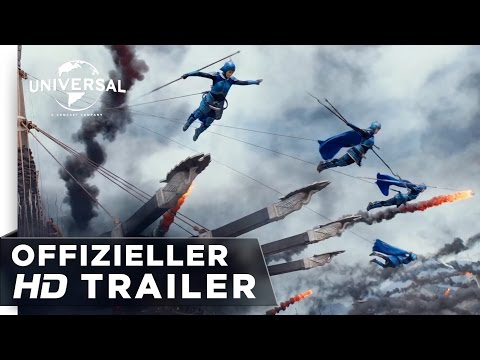The Great Wall - Trailer #2 german / deutsch HD