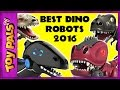 The Best Interactive ROBOT DINOSAUR TOYS Compared - Gift Guide