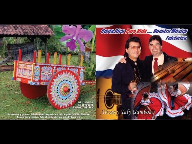 Costa Rica Pura Vida Nuestra Música Folclórica Youtube