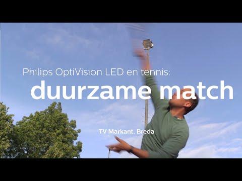 Tennisbaanverlichting – Philips Lighting