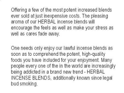 Benefits of Potpourri Smoking That You Need To  Know