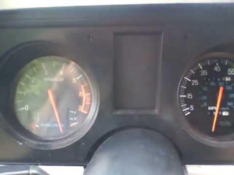 1986 ford ranger xlt 29L EFI 6V- it just cranks but wont run