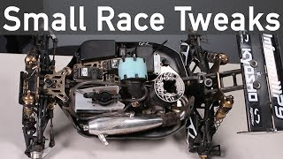 Small Tweaks for Success: Nitro MP9 RTR to 1/8 Race Buggy - Part 3
