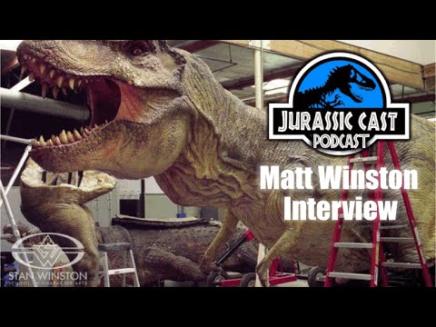 Jurassic Park  Matt Winston Stan Winston Studios  Jurassic World