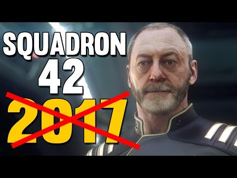 NO SQUADRON 42 IN 2017 or CITIZENCON ???
