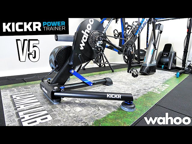 Wahoo KICKR v5 Smart Trainer: What's New // Product Details