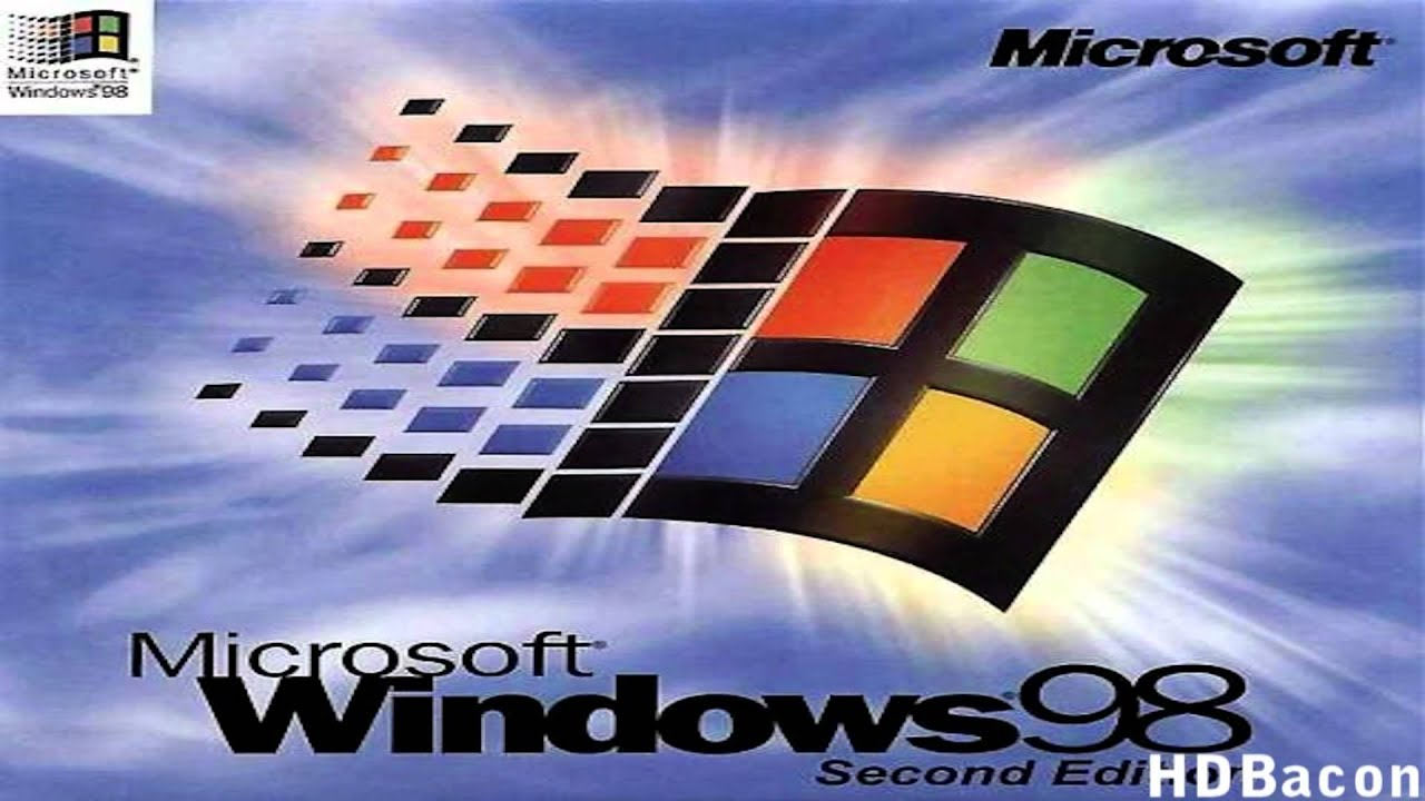 windows 98 iso скачать