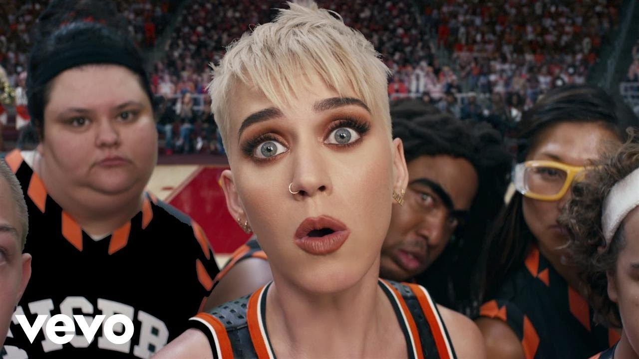 Katy Perry Swish Swish Official Ft Nicki Minaj Youtube