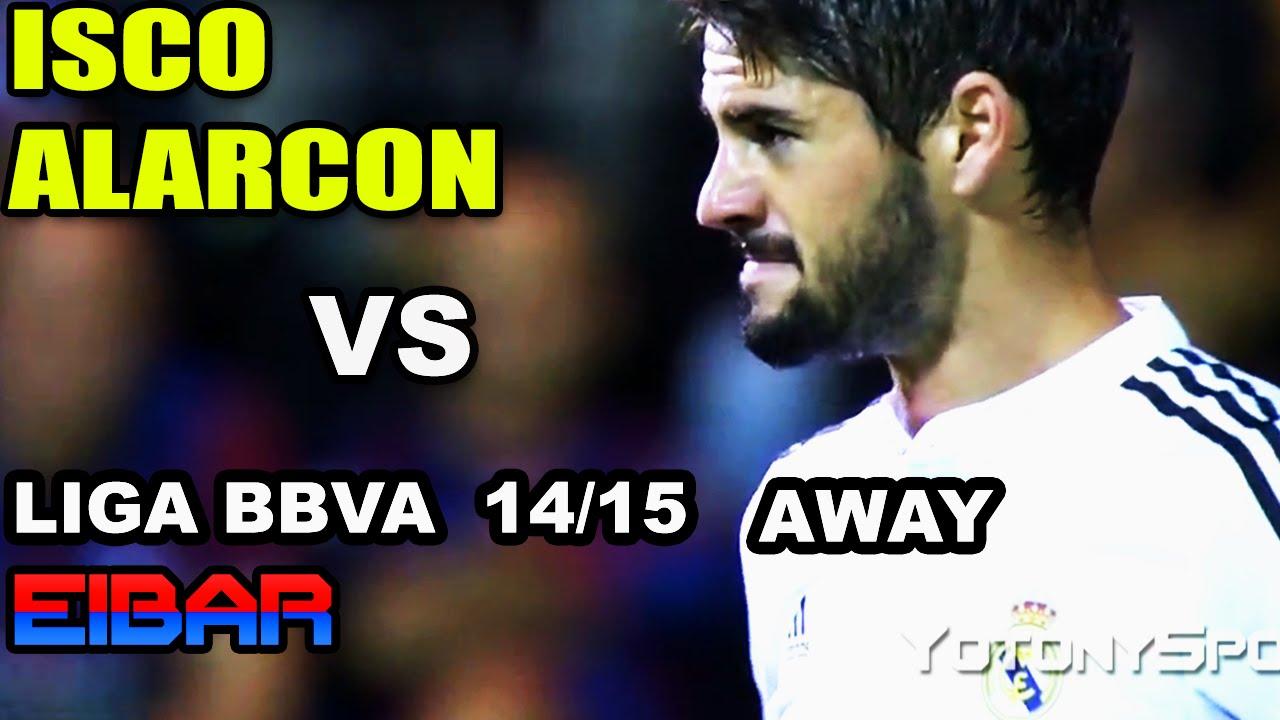 Isco Alarcon vs EIBAR ...