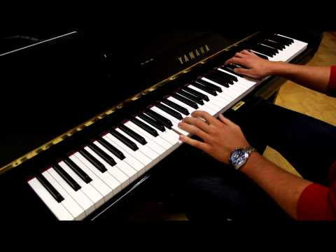 Pachelbel - Canon In D Piano Cover