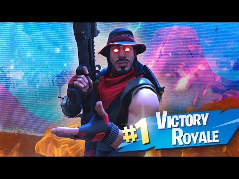 Playing Fortnite But The Last Kill MUST Be A Trickshot