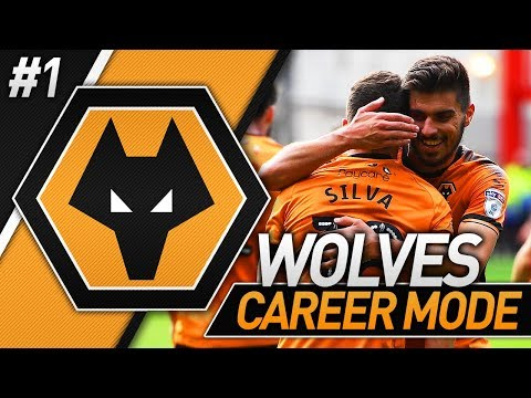 A FRESH START! FIFA 18 WOLVES CAREER MODE #1