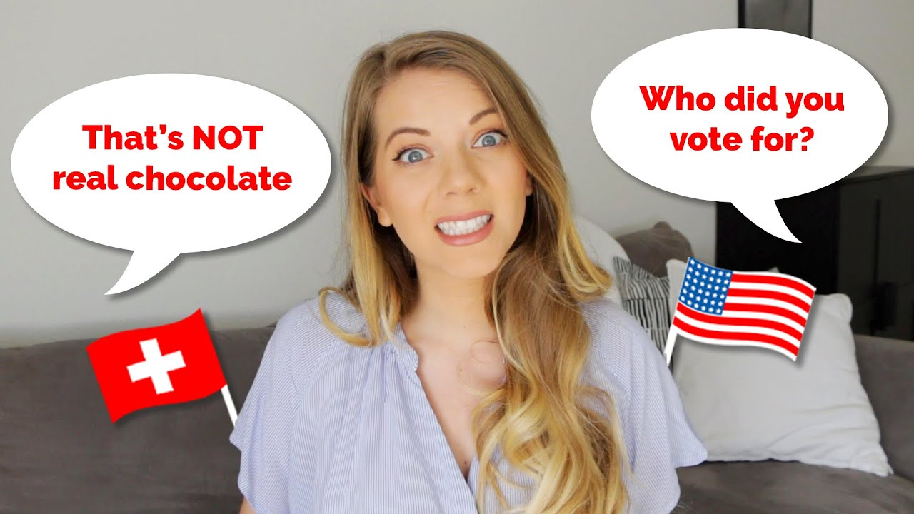 Download : Questions To Never Ask An American   USA Vs  Switzerland