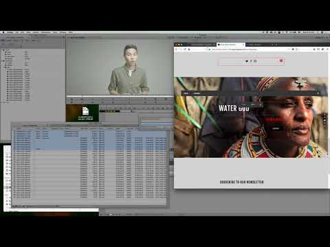Syncing Audio And Video In AVID Media Composer