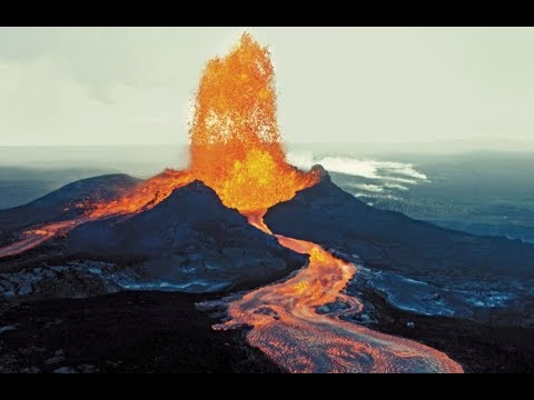 Mysterious Blob of Hot Rock Is Building Up Under America & Most Dangerous Volcanoes in US