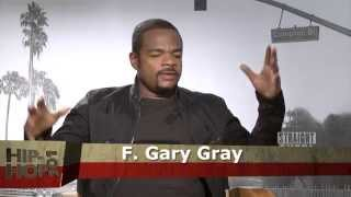 F. Gary Gray On Straight Outta Compton Part 2