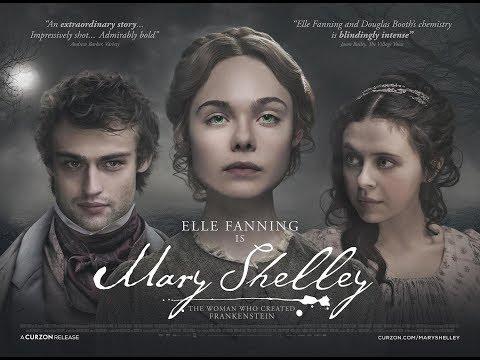 MARY SHELLEY -  El Biopic sobre la autora de Frankenstein protagonizado por Elle Fanning