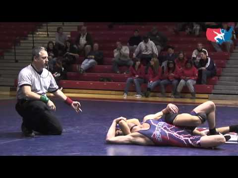 College Wrestling Highlights: Grand Canyon vs. CSU-Pueblo