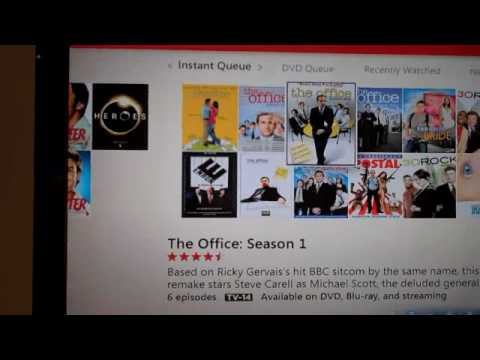 TV Convergence  Netflix on Microsoft Media Center