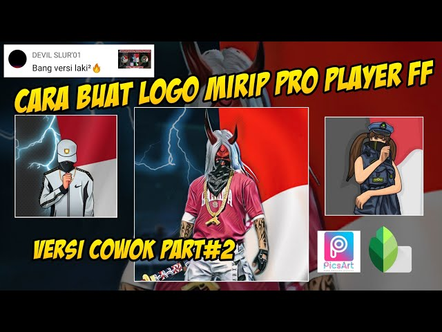 Cara Membuat Logo Seperti Pro Pepengshoot Free Fire Golectures Online Lectures