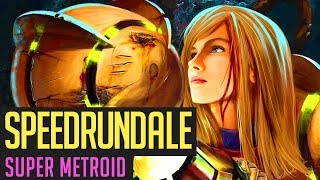 Super Metroid (Any %) Speedrun in 46:27 von Robitalion | Speedrundale