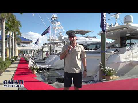 Join Galati Yacht Sales at the Miami Yacht Show's New Location 2019