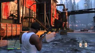 Grand Theft Auto V (GTA 5) Walkthrough Part 98: Lamar Down
