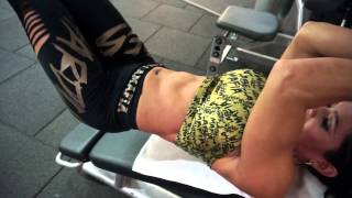 MICHELLE LEWIN Workout - Complete ABS