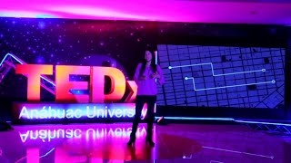El transporte del mañana | Ana María Arroyo | TEDxAnahuacUniversity