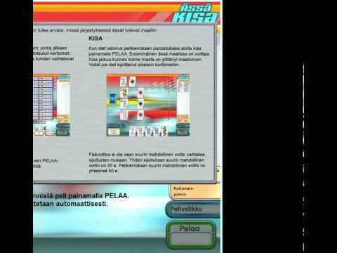 Kaikki Ray pelikoneet ilmaiseksi netistä