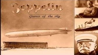 Zeppelin - Giants of the Sky gameplay (PC Game, 1994)