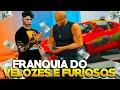 GTA V : VIDA DE RICO   COMPREI UMA FRANQUIA DO VELOZES E FURIOSOS !!  EP#21