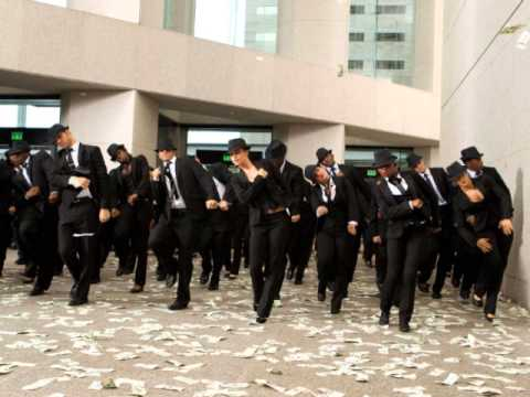 Step up 4 the Mob, office dance, official beat the best